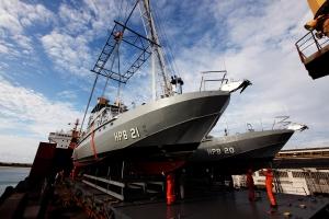 Перевозка катера и яхты